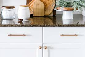 white kitchen cabinet handles and knobs is gold cabinet hardware trendy caroline on design