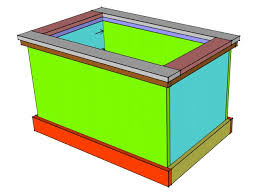 Making A Simple Toy Box by The 25 Best Toy Box Plans Ideas On Pinterest Diy Toy Box Toy