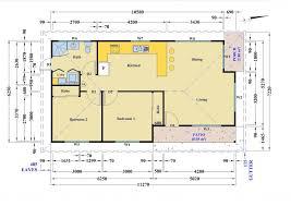 Floor Plan Granny Flat Kings Park Granny Flat Project Granny Flats Built In Sydney Nsw