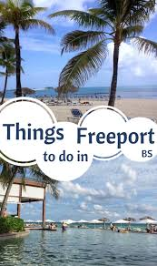 suggestion what to do in freeport bahamas cruise radio