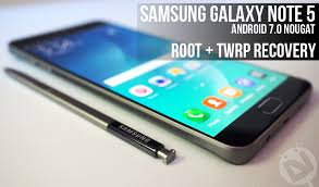 Install Android Nougat On Galaxy Note 8 0 Install Twrp And Root Galaxy Note 5 On Android 7 0 Nougat Droidviews