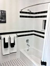 Black White Bathrooms Ideas 31 Retro Black White Bathroom Floor Tile Ideas And Pictures