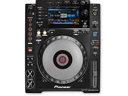 cdj 900nxs pro dj multi player black pioneer dj