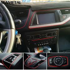 aliexpress com buy 5m universal car styling flexible interior