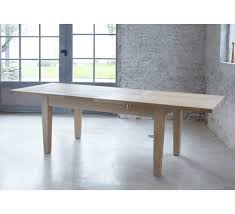 Salle A Manger Style Scandinave by Salle A Manger Style Scandinave 9 Accueil Table Ch234ne Massif