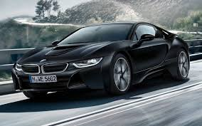 Black Bmw I8 Bmw I8 Protonic Frozen Black Edition 2017 Wallpapers And Hd