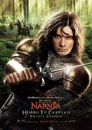 the chronicles of narnia wmv  poster