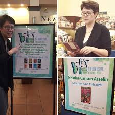 Barnes And Nobles Nashua Nh Appearances Kristine Asselin Author