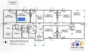 facility construction u0026 floorplans u2022 katie u0027s kids learning center