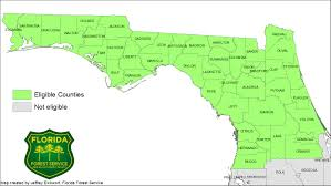 Map Florida Counties by Pine Newsletters