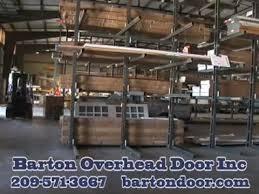 Barton Overhead Door Barton Overhead Door Inc Modesto Ca