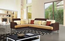 Microfiber Sectional Couch With Chaise Microfiber Sectional Chaise Ebay