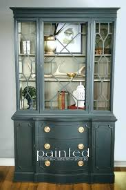 small china cabinets and hutches painting old china cabinet refinish china cabinet chalk paint french