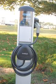 nissan leaf level 1 charger goodlettsville library adds chargepoint level 1 and level 2 ev