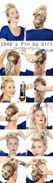 vintage hairstyles in a few easy steps vintage hairstyles