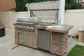 outdoor kitchen island kits diy bbq gas grills and outdoor kitchen frame kits