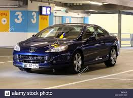 peugeot 407 hdi peugeot 407 coupe v6 hdi fap 205 model year 2005 dark blue