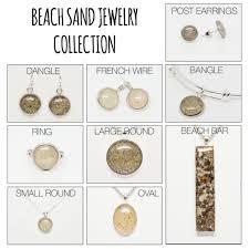 cape cod beach sand jewelry massachusetts