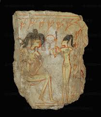Ancient Origins Of Halloween Ophthalmology Of The Pharaohs Antimicrobial Kohl Eyeliner In