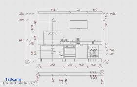 hauteur prise cuisine plan de travail hauteur plan de travail cuisine standard gallery of hauteur plan