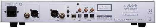 Audiolab Cd Player Audiolab 8200cd V12e