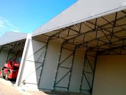 coperture tettoie in pvc tettoie frontali a doppia falda rivestite in pvc civert
