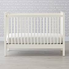 White Desk With Drawers On Both Sides by Andersen Crib White The Land Of Nod