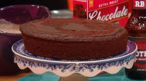 black cow cake recipe