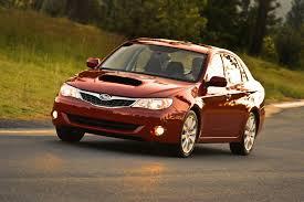 brown subaru 2009 subaru impreza 2 5gt review autosavant autosavant