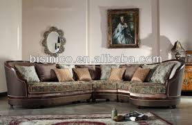 canapé d angle de qualité saoudite style salon coin canapé top qualité en bois canapé d angle