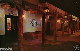 La Placita Dining Rooms Postcard Albuquerque Nm Route 66 Downtown Central Avenue U2022 3 25