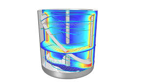 fluid mixing software creating fluid and chemical mixing simulations