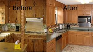 kitchen restoration ideas awesome refacing or refinishing kitchen cabinets homeadvisor