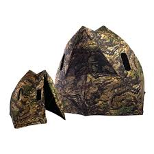 Ground Blind Reviews Primos Double Bull T2 Blind Ground Swat Camo 148864 Ground