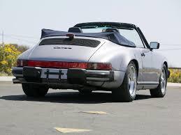 porsche 911 specs porsche 911 cabriolet 930 specs 1983 1984 1985 1986