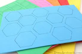 pattern blocks math activities diy foam pattern blocks for preschoolers from abcs to acts