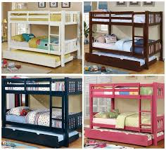 CMBK Cameron TwinTwin Bunk Bed - Furniture of america bunk beds