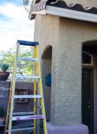 how to hang outdoor string lights on stucco geeking ally