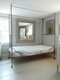 Iron Canopy Bed Frame Iron Canopy Bed Frame