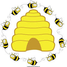 bee clipart preschool bee home free clipart bee clipart beehive bee circle 2
