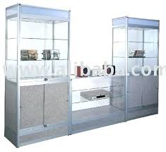 pint glass display cabinet diy display case display case coffee table diy led display cabinet