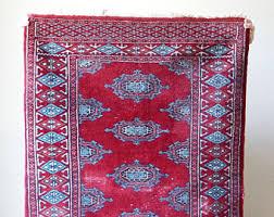 Bokhara Oriental Rugs Blue Bokhara Rug Etsy