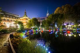 iconic copenhagen theme park to celebrate 175th birthday with