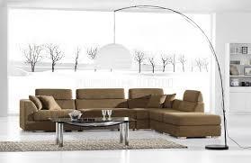 unique modular sofa sectional with brown fabric modern modular