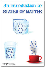 states of matter an introduction gift of curiosity
