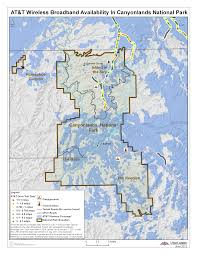 Map Of Utah Parks by June 2012 Map Of The Month National Parks Utah Broadband