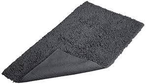 Nice Bathroom Rugs Amazon Com Pinzon 100 Cotton Looped Bath Rug With Non Slip