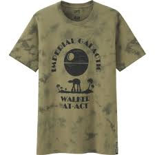 World Map T Shirt by Uniqlo U0027s Rogue One Star Wars Collection Drops Dec 2