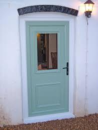 Green Upvc Front Doors by Upvc Double Glazed Doors In Peterborough