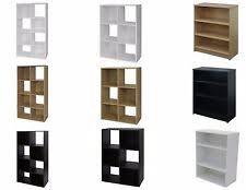 Cubic Bookshelf Cube Storage Ebay